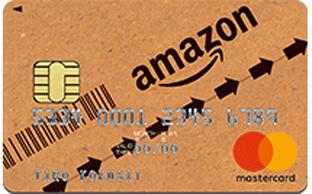 Amazonクラシックカード券面