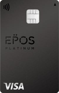 人気のエポスが発行するプラチナカード
