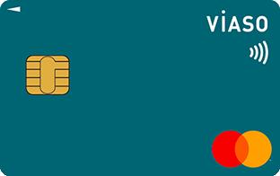 viasoカード券面