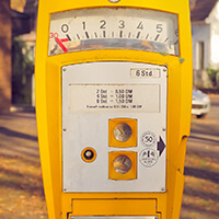 ETCを駐車場の精算に利用する実験