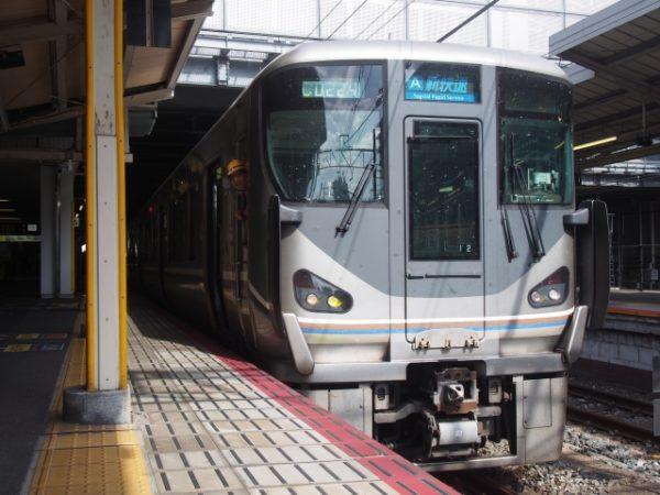 JR京都新快速
