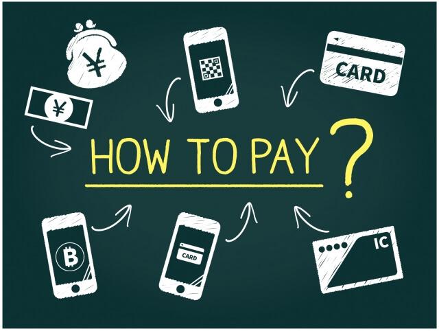 各キャッシュレス決済を使った結果、おすすめは結局クレジットカード:各感想も