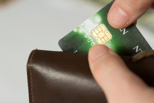 お店によってはキャッシュレス決済方法は「クレジットカード」一択かも