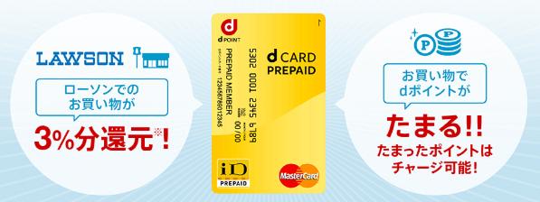 dカード公式HP